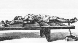 5 méthodes de torture employées au Moyen-Âge qui vont vous faire frissonner