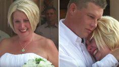 Sa fiancée est sur le point de lui dire oui – mais ensuite, son futur mari révèle un incroyab secret