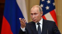 Trump souligne que Poutine conteste