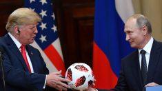 Poutine propose à Trump une coopération dans le domaine du pétrole et du gaz de schiste