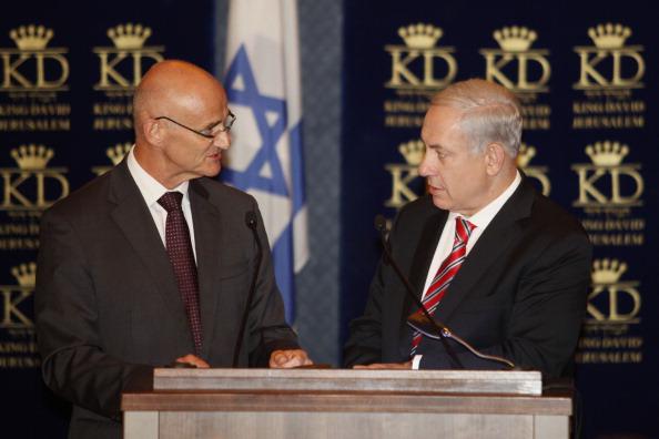 Israël: convocation de l'ambassadeur de l'UE accusé d'ingérence