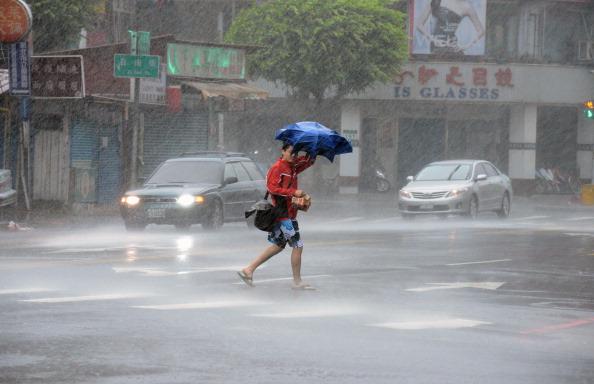 Taïwan: 2.000 évacués, écoles fermées à l'approche du typhon Maria