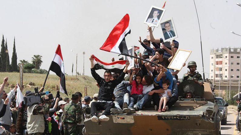 Syrie: les troupes du régime entrent dans le secteur rebelle de Deraa (agence)