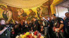 Le club de motards russe Loups de la nuit crée une branche en Slovaquie