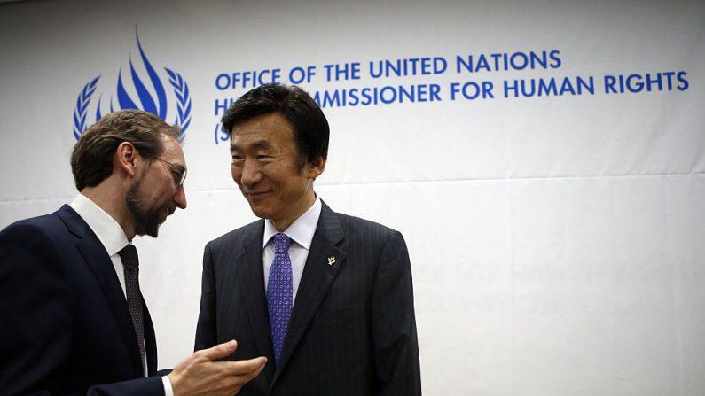 Les droits de l'Homme, oubliés des pourparlers avec Pyongyang, selon le rapporteur de l'ONU