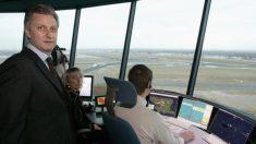 Fermeture de l'espace aérien belge à cause d'un problème informatique (contrôleur aérien)