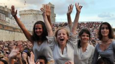 France: les Francofolies débutent avec une fête pour Véronique Sanson