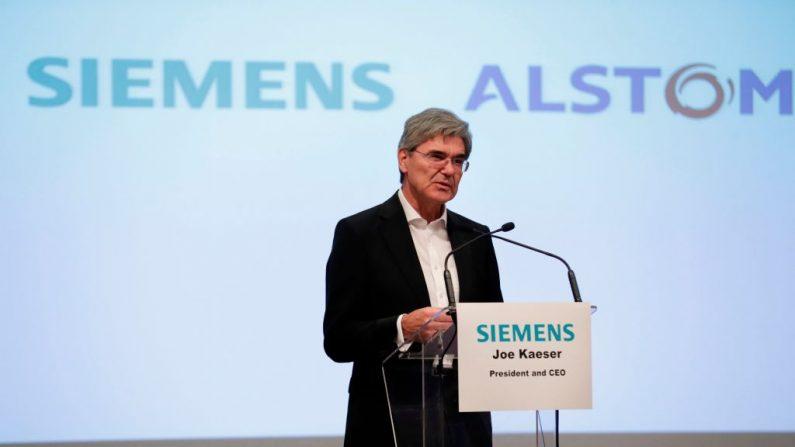 L'UE ouvre une enquête sur le rapprochement avec Siemens — ALSTOM