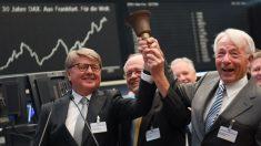 Les Bourses européennes terminent dans le vert, satisfaites des résultats d'entreprises