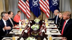 Trump va rencontrer Merkel en marge du sommet de l'Otan