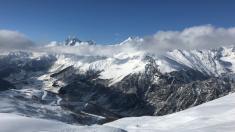 Ces montagnes semblent être sans fin et vous serez impressionnés de savoir où elles se trouvent