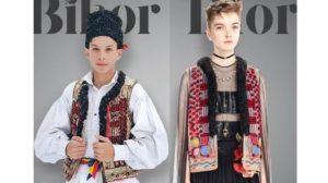 Bihor j'adore! Quand Dior copie les vêtements traditionnels roumains