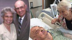Un conducteur ivre au volant happe un homme âgé de 74 ans, salué comme un «héros» après avoir poussé son épouse hors de danger