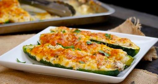 Zucchini: 2 façons de l'apprêter