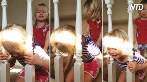 Ces enfants ont été laissés seuls un petit instant et il ne leur a pas fallu plus longtemps pour se mettre dans des situations hilarantes