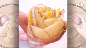 Le processus de fabrication de ces roses tentantes vous donnera l'eau à la bouche – elles sont 100% comestibles!