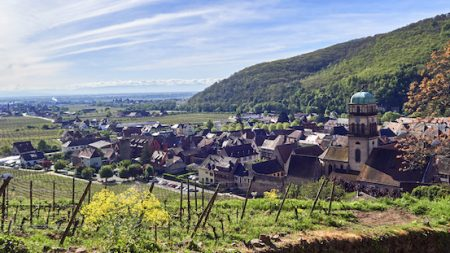 Les Vosges alsaciennes, l'escapade proche