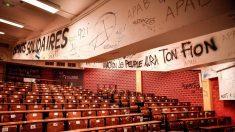 Blocage des universités: le coût des dégradations grimpe à 7 millions d'euros