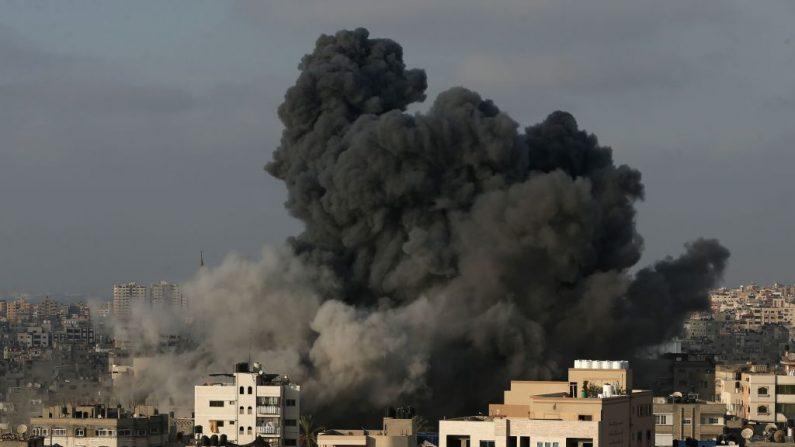 Le calme est revenu, au moins provisoirement, à Gaza et alentour