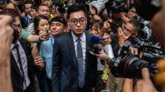 Hong Kong: un militant de l'indépendance attaque Pékin dans une intervention controversée