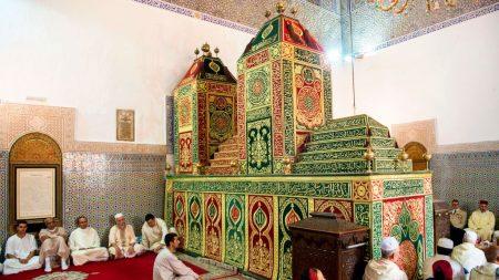 Un «pèlerinage du pauvre» pour célébrer le fondateur de la première dynastie marocaine