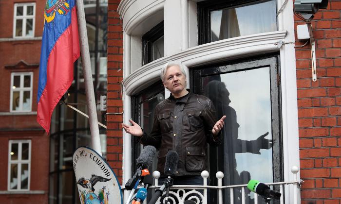 La Commission du Sénat américain sur le renseignement demande au fondateur de Wikileaks de témoigner