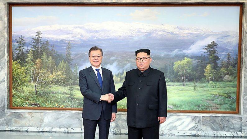 Sommet annoncé en septembre entre les deux Corées, cette fois à Pyongyang