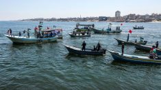 Israël intercepte un second bateau de militants anti-blocus au large de Gaza