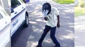 La vidéo d'un policier ayant filmé un enfant de 12 ans dansant sur Billie Jean devient virale, et est visionnée par l'académie de danse d'élite