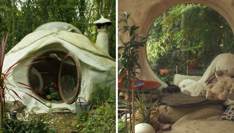 Connaissez-vous les kerterres, ces maisons-sculptures «zéro déchets» inventées en Bretagne?