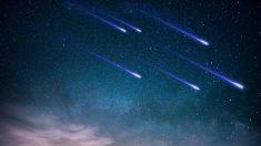 Une pluie d'étoiles filantes prévue ce week-end