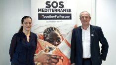 Aide aux migrants: l'ONG SOS Méditerranée a reçu plus de 500 000 euros de dons en nature de la part des grands médias