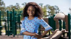 Une fille courageuse a reçu plus de 50 transfusions sanguines