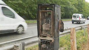 Dans le Pays basque, un second radar a été incendié – une enquête de gendarmerie est ouverte