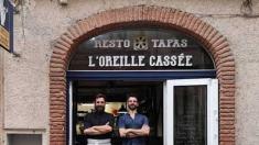 Toulouse: «L'Oreille cassée» un restaurant qui sensibilise à la langue des signes
