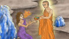 Même avec des superpouvoirs, Maudgalyayana n'a pas pu sauver sa mère par lui-même