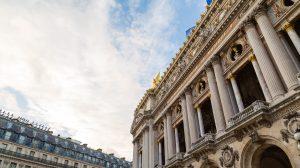Une découverte inattendue pour des ouvriers sur le chantier de rénovation de l'Opera Garnier