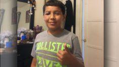 Un enfant de 10 ans refuse de riposter après avoir été frappé par un voyou parce que «ce n'est pas la voie du Jedi»