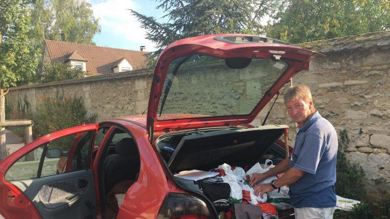 Après avoir perdu son travail, un homme handicapé vit dans sa voiture depuis six mois