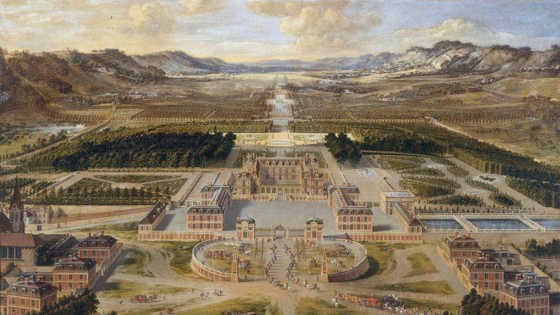 André Le Nôtre – Les jardins à la française, un héritage culturel vivant