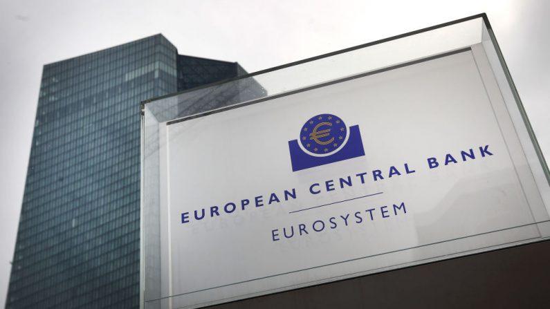 La BCE reste sereine face aux risques pesant sur l'économie