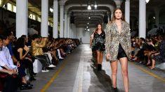 Mode à Milan: classique et chic chez Ferragamo, ethnique pour Cavalli