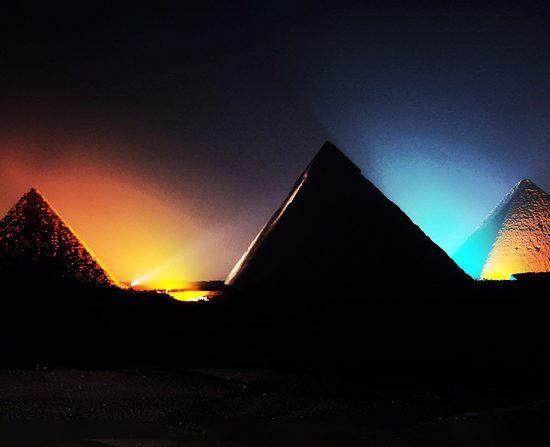 Le véritable objectif des grandes pyramides maintenant révélé?
