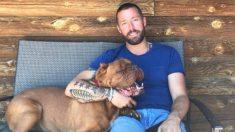 Un homme en phase terminale attribue sa guérison à trois chiens rescapés