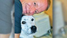 Un homme diabétique de 154 kg adopte un chien de refuge en surpoids et leur vie se transforme radicalement