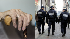 Metz: de faux policiers se présentent chez une octogénaire – elle leur dit 2 phrases qui les fait déguerpir immédiatement