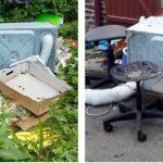 Le maire d'une commune près de Saint-Malo renvoie des déchets au domicile d'un homme qui les avait laissés dans la nature