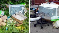 Dol-de-Bretagne: un homme jetait ses déchets dans la nature – le maire les fait renvoyer à son domicile
