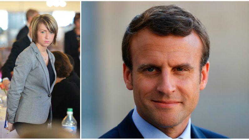 Lille: elle prend Emmanuel Macron au mot et tente de se faire embaucher en traversant la rue!