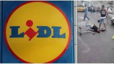 Marseille: Deux hommes armés braquent un magasin Lidl – la foule les dépouille et s'empare du butin